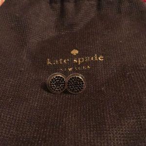 Kate Spade Pav Circle Stud Earrings